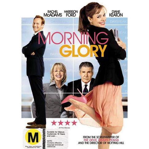 Morning Glory DVD 1Disc