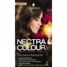 Schwarzkopf Nectra Light Brown 6-0