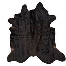 Maison d'Or Cow Hide Black 3m2