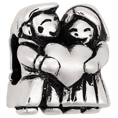 Ane Si Dora Sterling Silver Marriage Charm