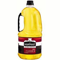 Harvest Canola Oil 2L