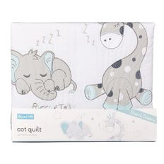 Rocco And Tolly Starry Dreams Cot Quilt