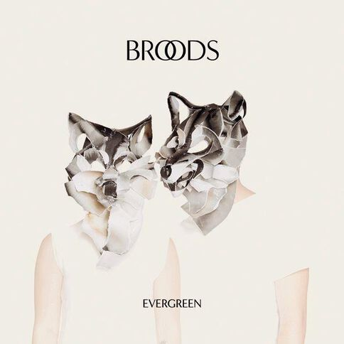 Evergreen CD by Broods 1Disc