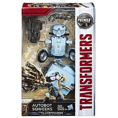 Transformers Movie 5 Premiere Deluxe Figure Assorted