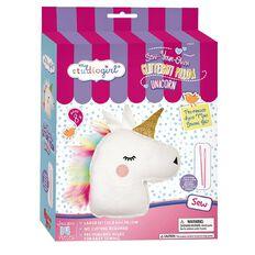 My Studio Girl Glitterati Pillow Unicorn