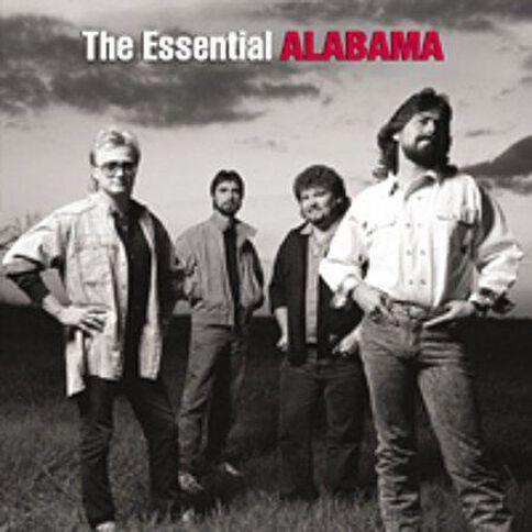 The Essential Alabama by Alabama 2Disc
