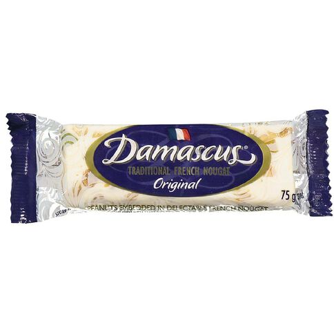 Beacon Damascus French Nougat Bar 75g