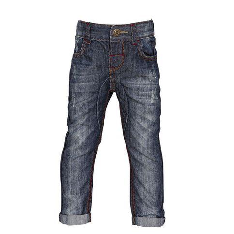 Hippo + Friends Toddler Boy Cowboy Jeans