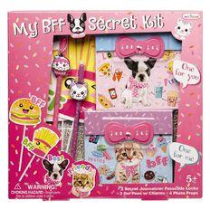 Princess Kits Hot Focus My BFF Secret Kit