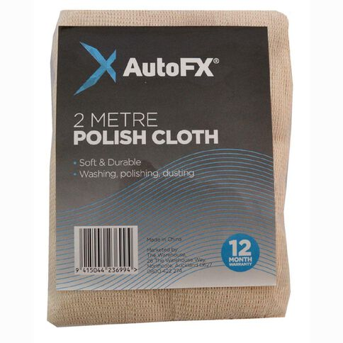 Auto FX Polish Cloth 2m