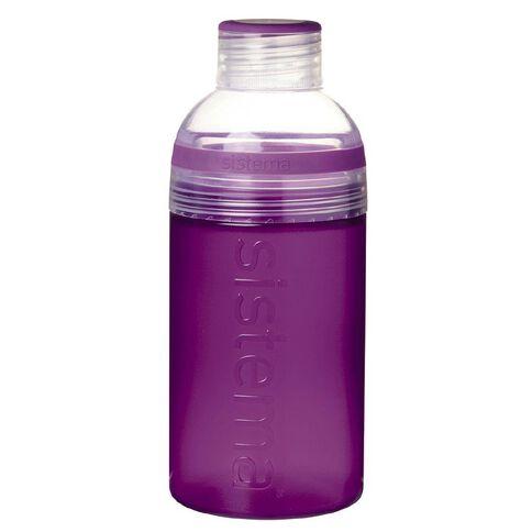 Sistema Trio Bottle 480ml Assorted