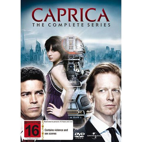 Caprica Series 1 DVD 6Disc