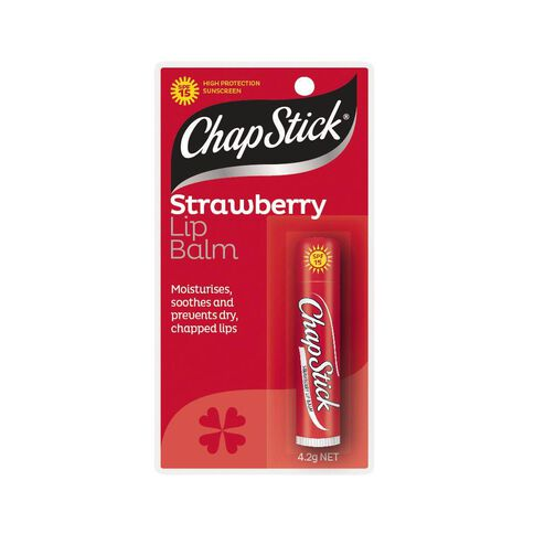 Chapstick Classic Strawberry SPF15 4.2g