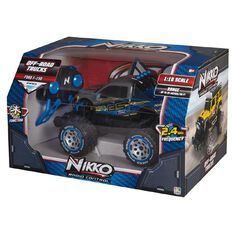 Nikko RC Off Road Truck 1:18 Scale Assorted