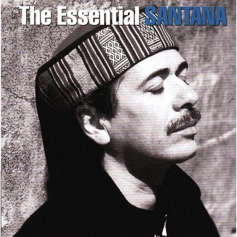 The Essential CD by Santana 2Disc