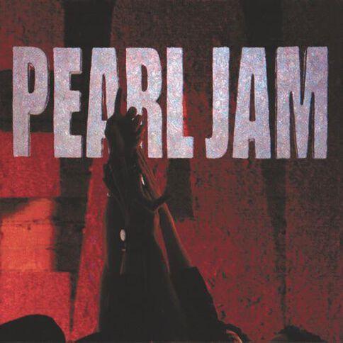 Ten CD by Pearl Jam 1Disc