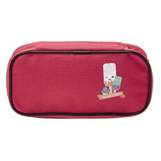 Colour Pop Pencil Case with Double Zippers Ice Cream