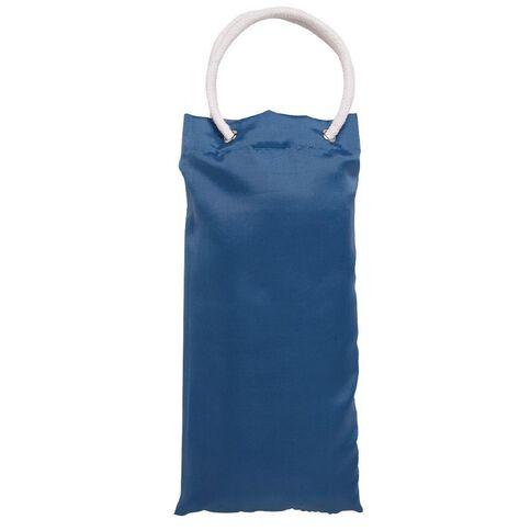 Living & Co Shower Curtain In A Bag Splash Blue 180cm x 180cm