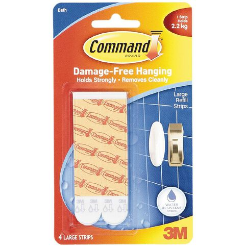 Command Replacement Strips Large