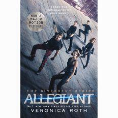 Divergent #3 Allegiant Film Tie In by Veronica Roth