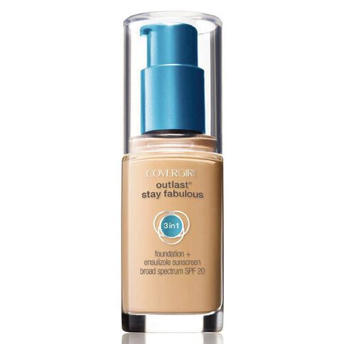 Covergirl Outlast 3-in-1 Foundation Ivory 805