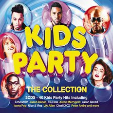 Kids Party The Collection CD by Various Artists 2Disc