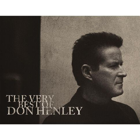 The Very Best of CD by Don Henley 1Disc