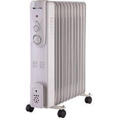Living & Co Heater Oil 11 Fin 2400W