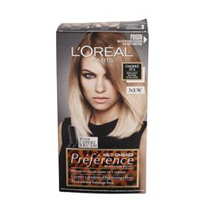 L'Oreal Paris Preference Wild Ombres For Light Blonde to Blonde No.4