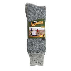 Alpsocks Men's Thermal Wool Blend Socks