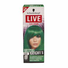 Live Color Ultra Brights Green Glory