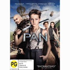Pan DVD 1Disc