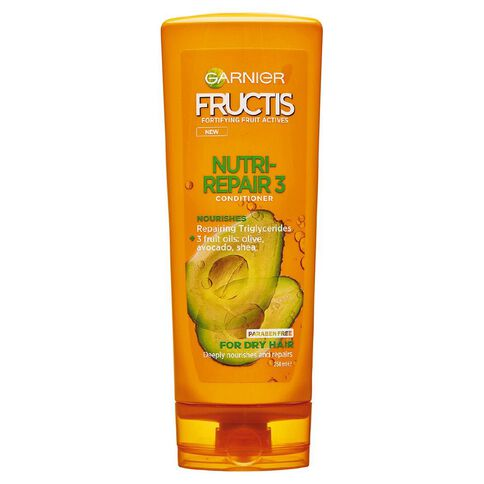 Garnier Fructis Conditioner Nutri Repair 250ml