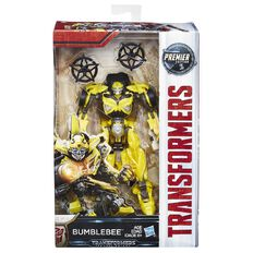 Transformers Movie 5 Premier Voyager Figure Assorted