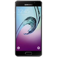 2degrees Samsung Galaxy A3 Black