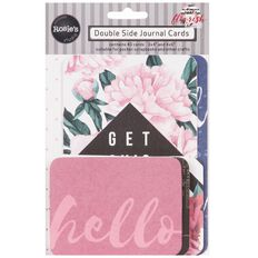 Rosie's Studio Flourish Memory Cards 40 Pack