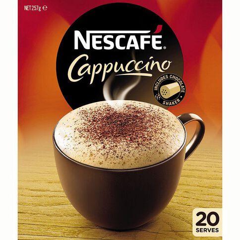 Nescafe Cappuccino 20 Pack