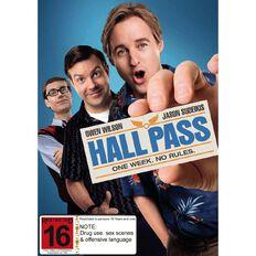 Hall Pass DVD 1Disc