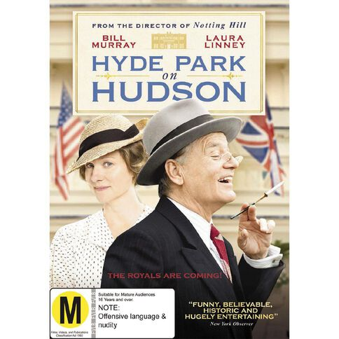 Hyde Park on Hudson DVD 1Disc