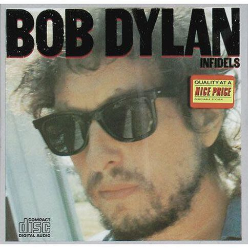 Infidels CD by Bob Dylan 1Disc