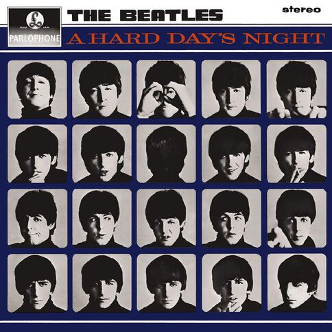 A Hard Days Night by The Beatles CD