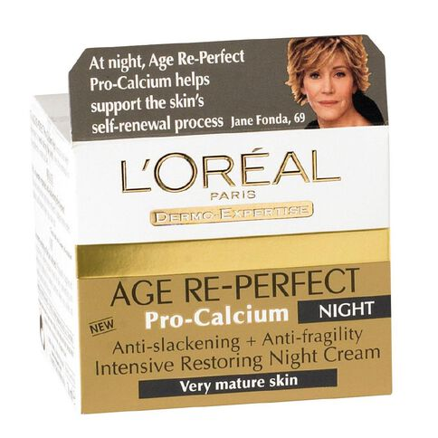 L'Oreal Paris Age Perfect Pro Calcium Night Cream 50ml