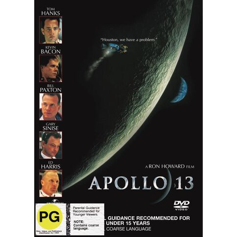 Apollo 13 DVD 1Disc