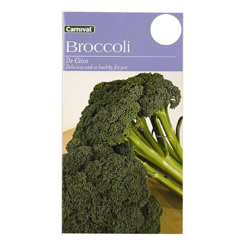 Carnival De Cic Broccoli Vegetable Seeds