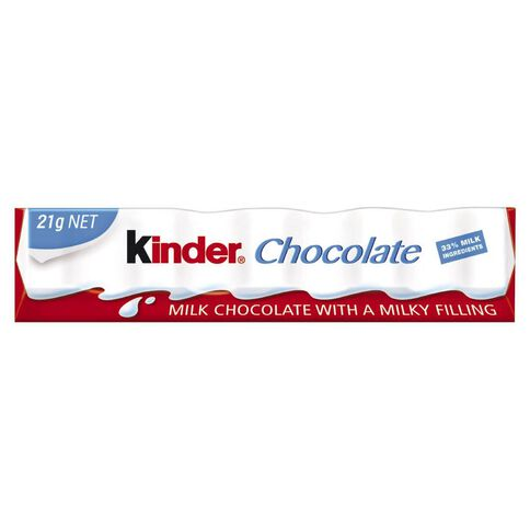 Kinder Chocolate T1 21g