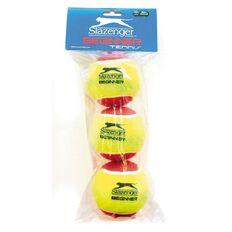 Slazenger Tennis Balls Beginner Red