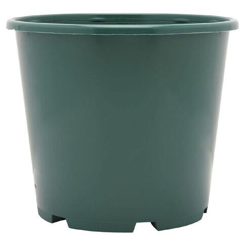 Interworld Planter Pot 8.5L Green 27cm