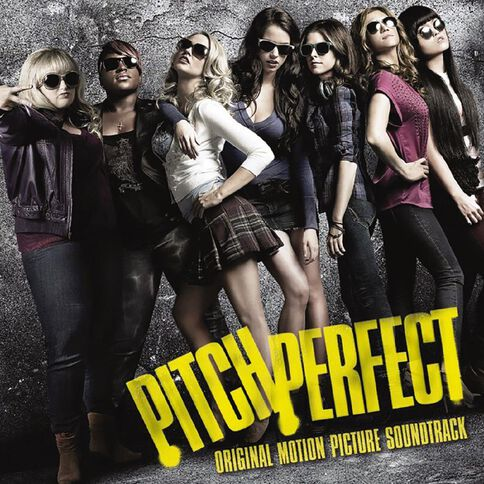Pitch Perfect CD by Original Soundtrack 1Disc