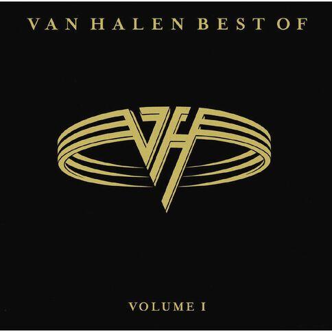 Best of Vol I CD by Van Halen 1Disc