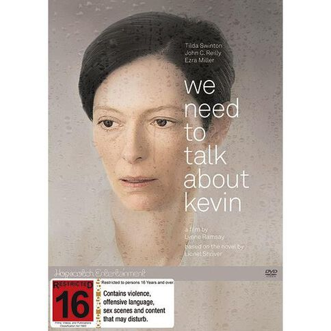 We Need To Talk About Kevin DVD 1Disc